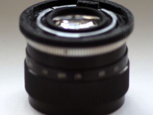 Kiev 10/15 Lens To Canon FL/FD/FDn Body Adapter