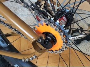 Bicycle Singlespeed Cogs