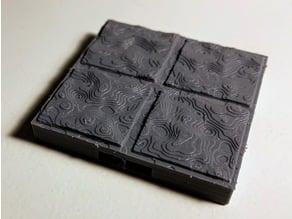 Textured Dungeon Floor - Dragonlock and OpenLOCK compatible