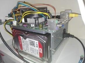 Compact MicroATX Platform