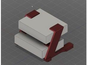 Mikrotik RB750Grb stand