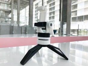 Bolt tripod for smartphone