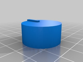 Potentiometer knob - 25mm