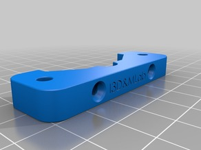 Z Axis rod holder for Tronxy X5S