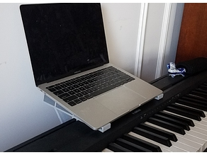 Piano Laptop Bracket