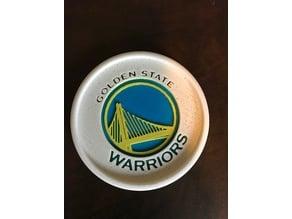 Golden State Warriors Coaster