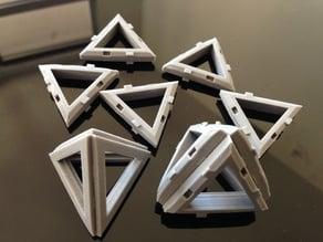 Tetrahedral Building Blocks