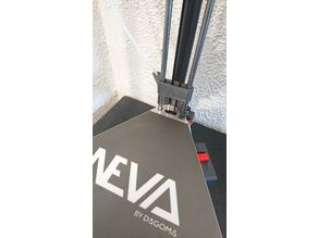 Kit filament flexible Dagoma Neva V1 - Flexible filament kit Dagoma Neva V12