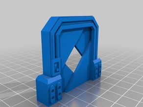 Imperial Assault Blast Doors Improved
