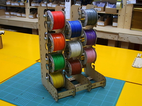 Wire Spool Holder (WIHO)
