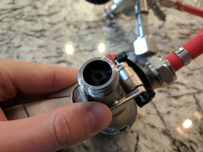 Kegerator Check Ball Retainer