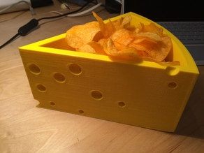 Green Bay Packers Cheesehead snack bowl