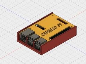 Raspberry Pi 3 sliding case