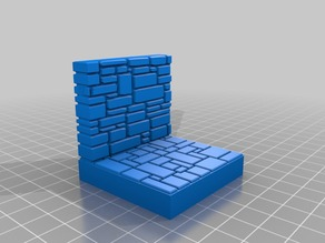 OpenForge Stone Brick Wall