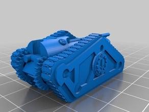 Epic Armoured Triaros Remixed