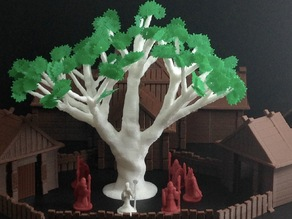 Sacred Ash Tree (18mm scale)