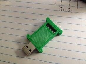 CP2102 TTL to USB Programmer Case