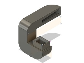 Anet A8 Cooling Extruder Motor