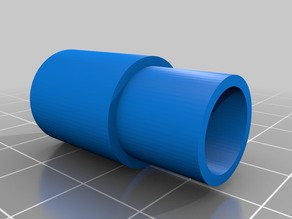 Air dust filter adapter RC