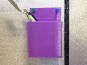 Push Pin Box