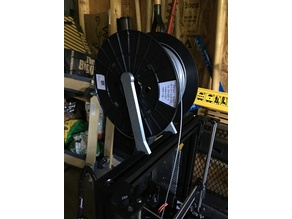 Filament holder for 3030 aluminum frames