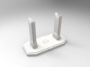 Erebor Key Stand