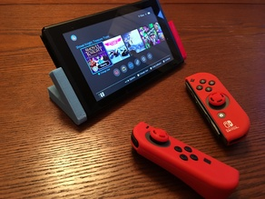 Nintendo Switch 45° Stands for JoyCon Channels