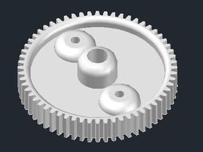 Turnigy 1/16 Spur Gear - Part no. 110BS-30985