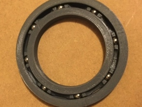 Type 16014 bearing