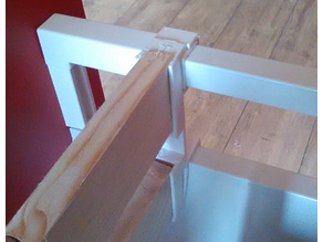 "Internal separator for Ikea Maximera ""medium"" size Drawer - ""plastic side"" version"