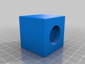 Fidget Spinner Cube