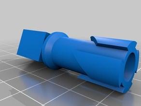 Hammershot shotgun cylinder.