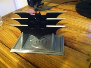 Batarang Display for 3