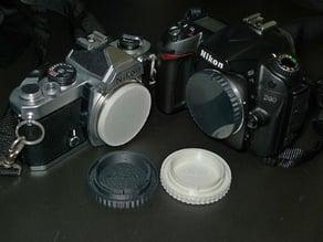 Nikon F Body Cap