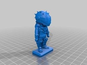 Fortnite Rust Lord Mini Figure (WIP)
