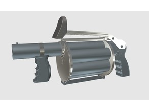 DefTech 37mm Grenade Launcher