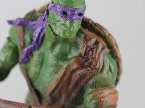 TMNT Donatello Figure Model