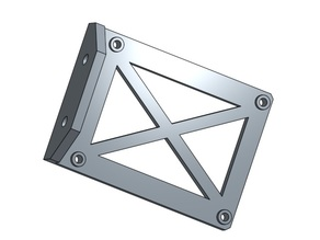 Trigorilla MOSFET mount for 2020 extrusion
