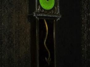 Disney Haunted Mansion Clock (Work in Progress)
