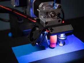 LED Strip Light for Printrbot Simple Metal