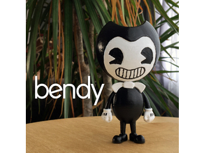Bendy (from bendy and the ink machine)