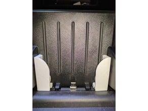 Tesla X Cell Phone Bracket