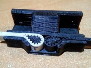 Y Belt Holder Prusa i3 Rework 1.5 no tie