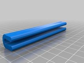 Makerfarm Prusa i3V Long Hot Bed Clip
