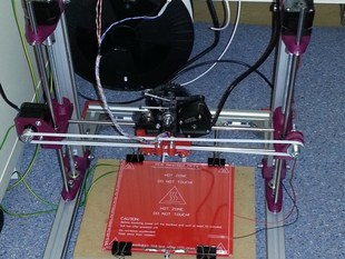 Yet Another RepRap Style Printer