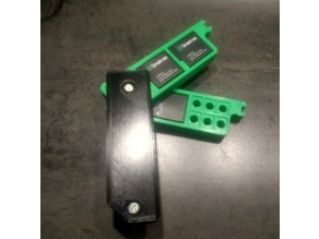 GoPro Battery & SD Card Holder