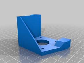 E3D BigBox - Y Motor Mount For Dampener
