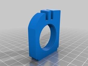 4th gen 4runner ashtray to BlueSea USB adapter