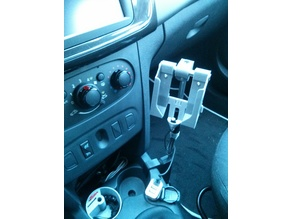 Support de Téléphone pour Dacia V2
