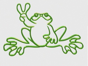 Simple frog